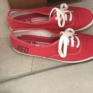 """Taylor Swift Limited Edition """"Red"""" KEDS"""
